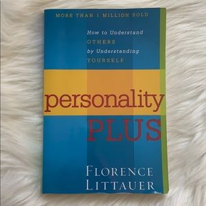 """""""Personality Plus"""" Paperback Book"""